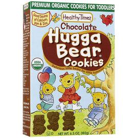 Healthy Times Organic Hugga Bear Cookies - Chocolate - 182g