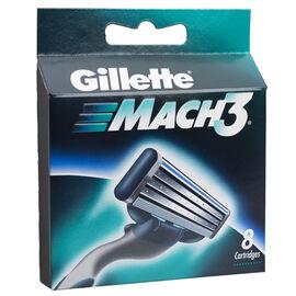 Gillette Mach 3 Blades - 8's