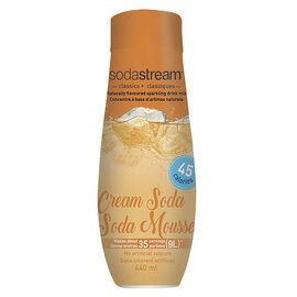 SodaStream Syrup - Cream Soda - 440ml