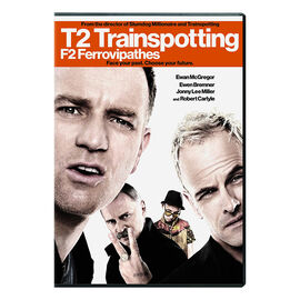 T2 Trainspotting - DVD