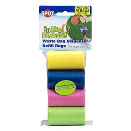 Spot In The Bag Refill Bags - 4 pack