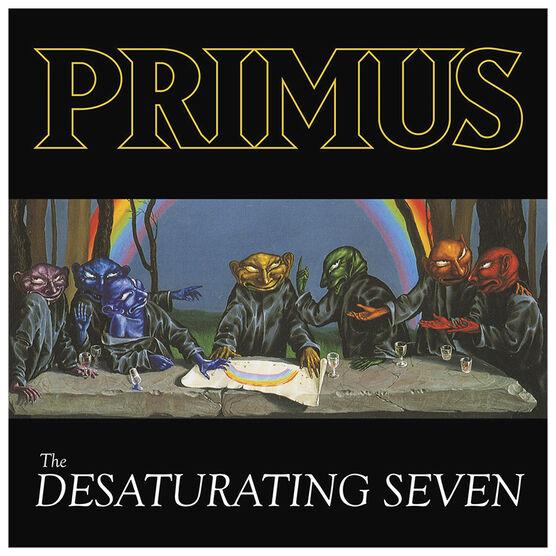 Primus - The Desaturating Seven - Vinyl