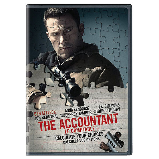 The Accountant - DVD