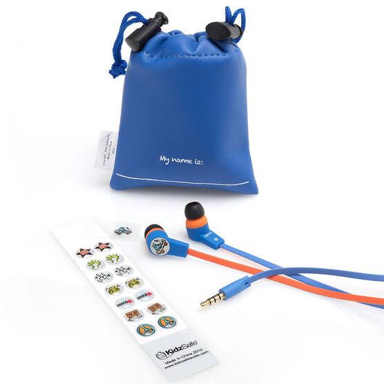 KidzSafe Wired In-Ear Headphones