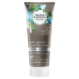 Herbal Essences bio:renew Soft Control Creme Gel - Light Hold - 170g