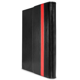 Logiix Integra Folio - Black / Red - Microsoft Surface 3 - LGX-11975