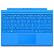 Microsoft Surface Pro 4 Type Cover - Bright Blue - QC7-00002