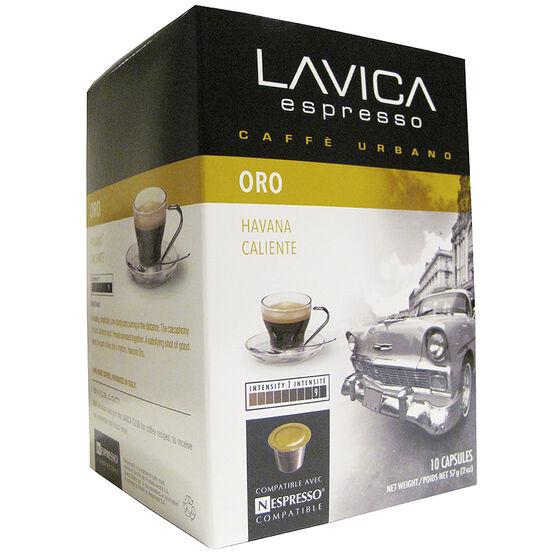 Lavica Espresso Oro - 10 pack - 00161