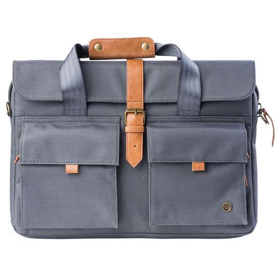 "PKG LB06 15"" Messenger Bag - Grey - PKG LB06-15-GRY"