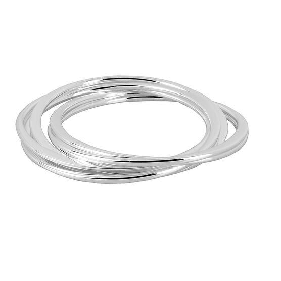 Robert Lee Morris Multi Silver Bracelet Set