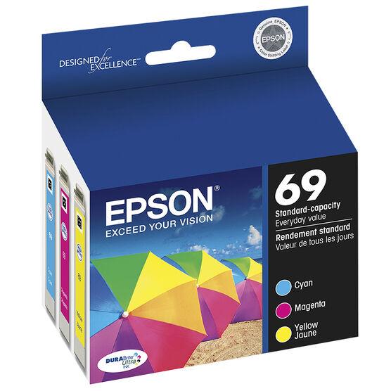 Epson CX5000/6000 Durabrite Ultra Ink Cartridge Multi-Pack - T069520