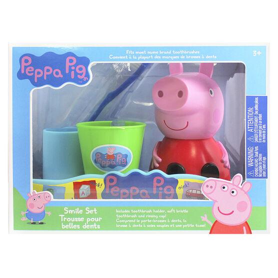 Peppa Pig Smile Set - 3 piece
