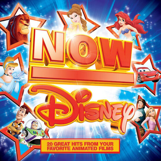 Now! Disney featuring Various Artists - CD