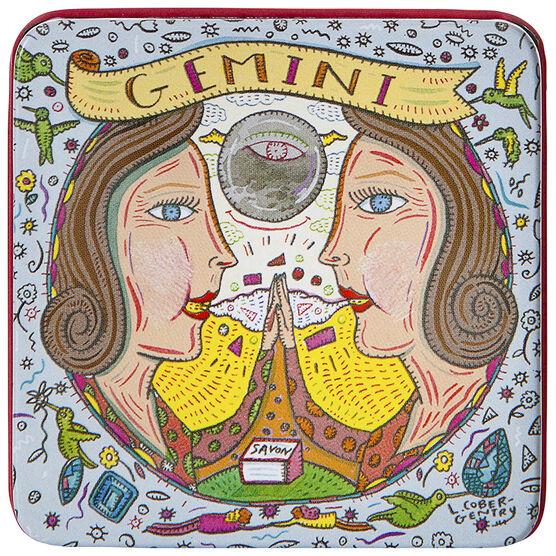 Zodiac Soap in Tin - Gemini - 100g