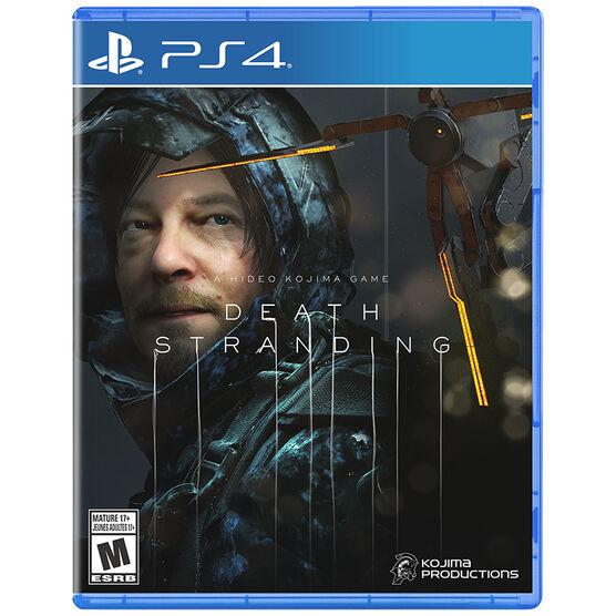 PRE-ORDER: PS4 Death Stranding