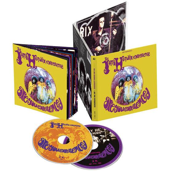 Jimi Hendrix - Are You Experienced -  CD
