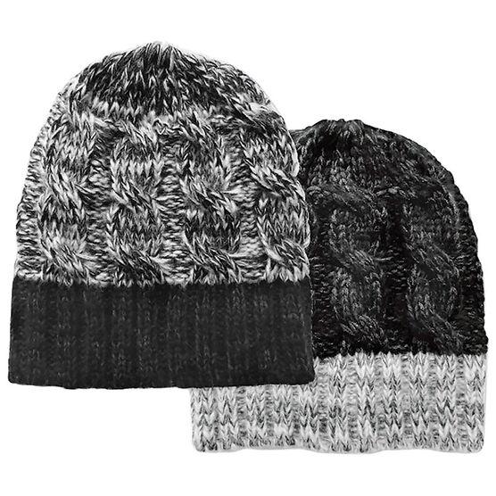 Point Zero Men's Hat - Black/Grey