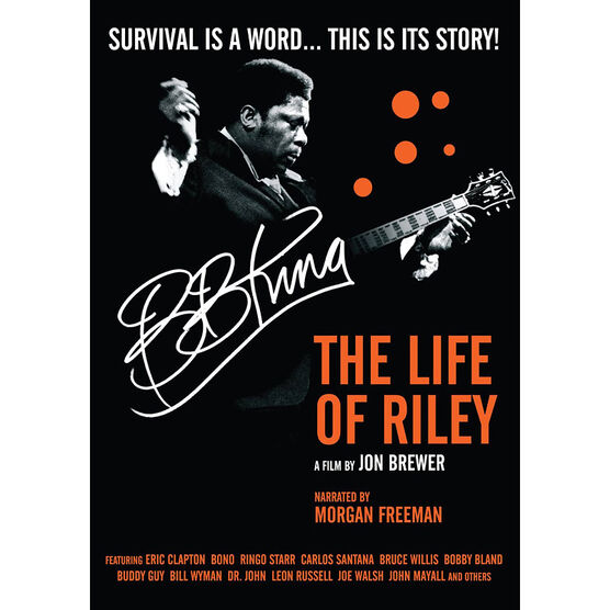 B.B. King: The Life of Riley - DVD