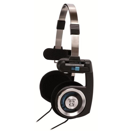 Koss On-Ear Portable Headphones - PORTAPRO