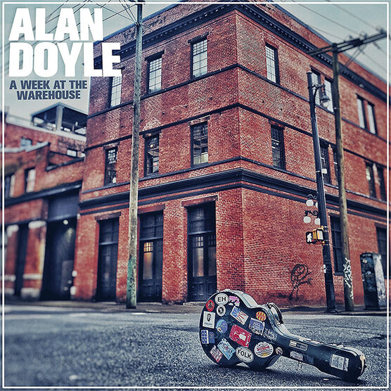 Alan Doyle - A Week At The Warehouse - CD