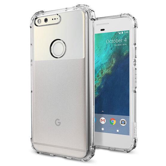 Spigen Crystal Shell Case for Google Pixel - Clear - SGPF14CS20898