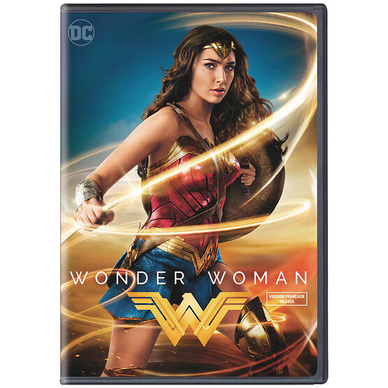 Wonder Woman - DVD