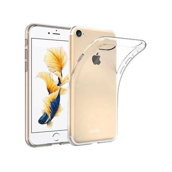 Logiix Gel Guard for iPhone 7 - Frost - LGX12330