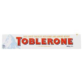 Toblerone - White Chocolate - 360g
