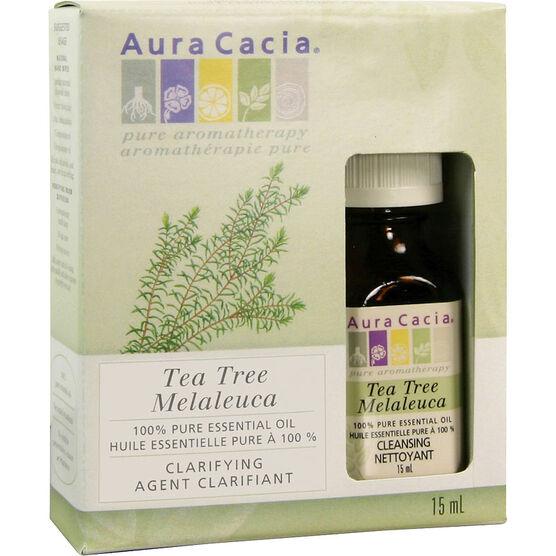 Aura Cacia Tea Tree Oil - 15ml