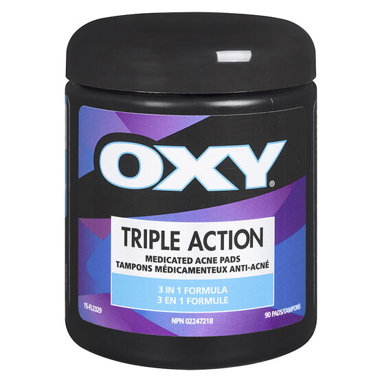 Oxy Triple Action Pads - 90s