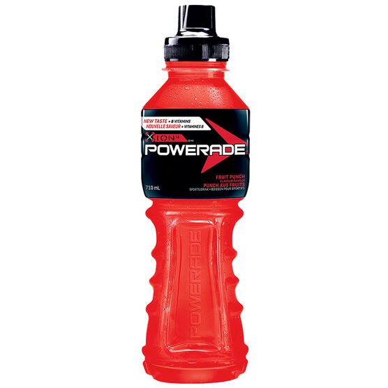 Powerade ION4 - Fruit Punch - 710ml