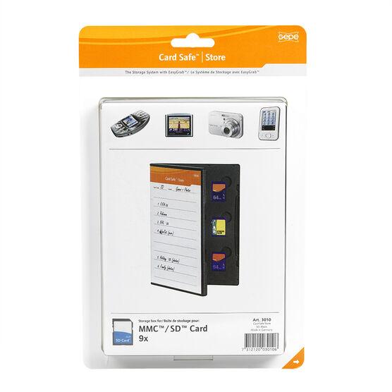 Gepe Card Safe Store SD - Black