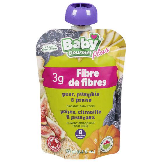 Baby Gourmet Baby Food - Pear, Pumpkin and Prune - 128ml