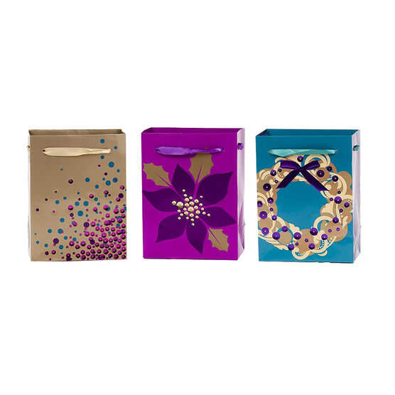 Plus Mark Glamour Gift Bag - Petite - Assorted