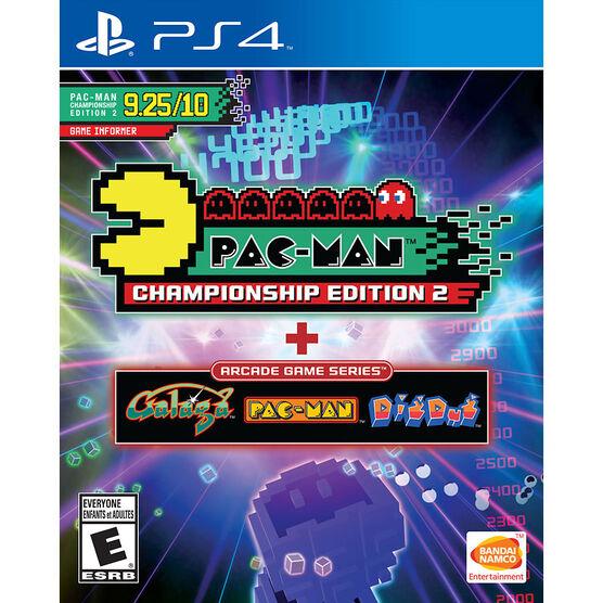 PS4 Pac-Man Championship Edition 2 + Arcade Game Series