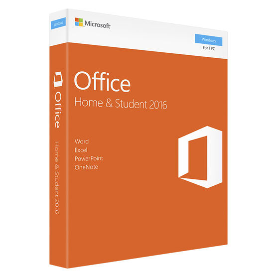 Microsoft Office Home & Student 2016 - 1 PC