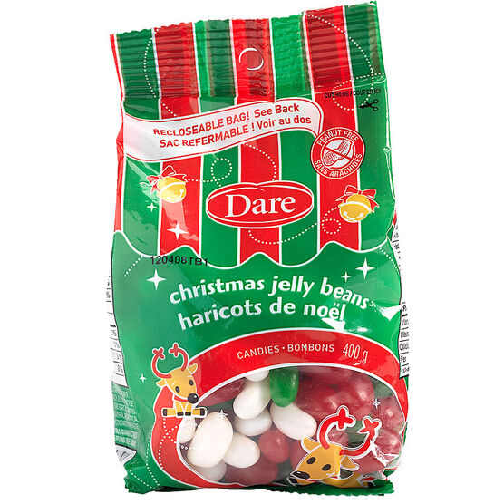 Dare Christmas Jelly Beans - 400g