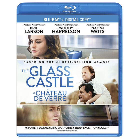 The Glass Castle - Blu-ray