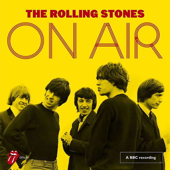 The Rolling Stones - On Air - 2 CD