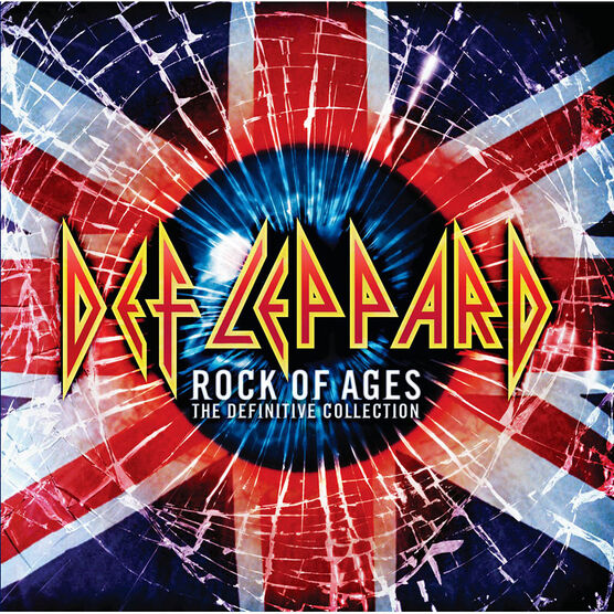 Def Leppard - Rock Of Ages: The Definitive Collection - CD
