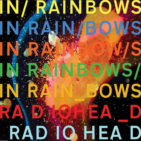 Radiohead - In Rainbows - CD