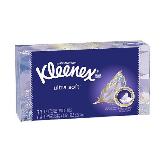 Kleenex Tissues Ultrasoft - 70's