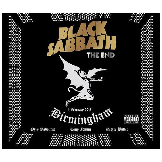 Black Sabbath: The End - DVD