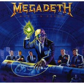 Megadeth - Rust In Peace (Limited Edition) - Vinyl