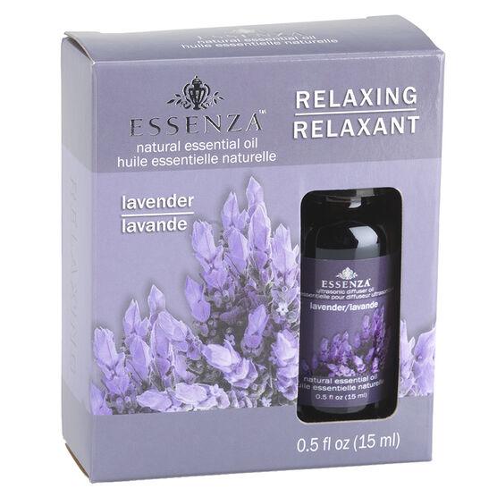 Essenza Natural Diffuser Oil - Lavender - 15ml