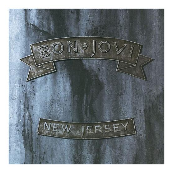 Bon Jovi - New Jersey - Vinyl