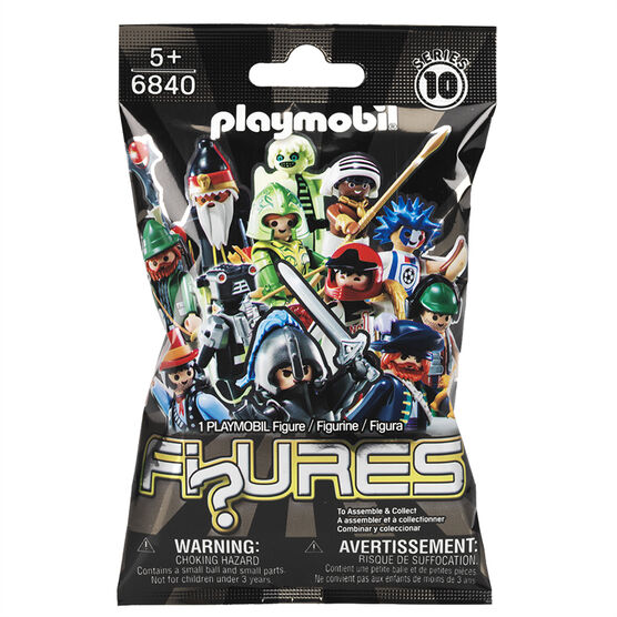 Playmobil Mystery Figures - Boys