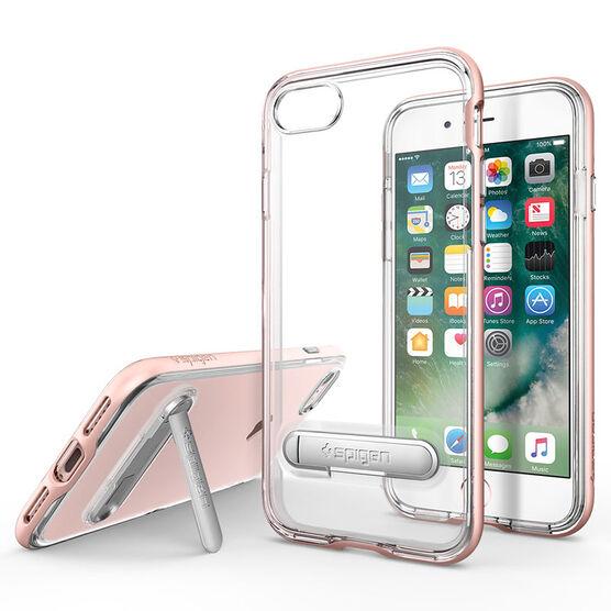 Spigen Crystal Hybrid for iPhone 7 - Rose Gold - SGP042CS20461