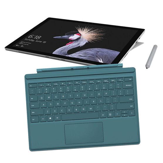 Microsoft Surface Pro i5 - 128GB Type Cover Bundle - Teal - PKG #13729