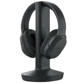 Sony RF Wireless Home Theatre Headphones - Black - MDRRF995RKB